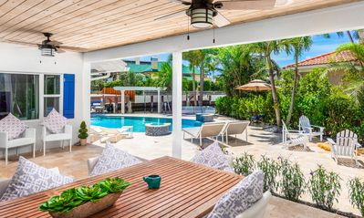 Photo for High End Luxury - perfect location from Atlantic Ave and Mizner Park Heated Pool