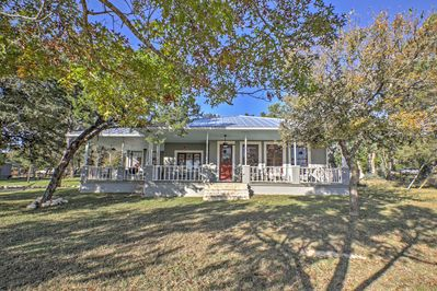 Gorgeous Boerne Home in Hill Country Close to Town - Boerne