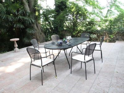 Photo for Luxury historical Venetian villa, wide parc, wifi, a lot of privacy