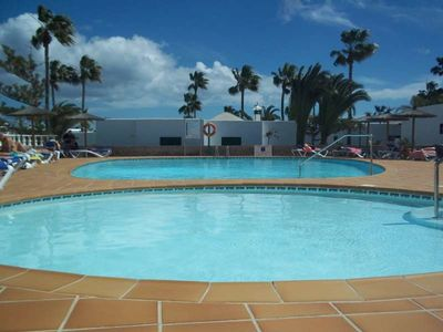Photo for Apartment HYBISA in Puerto del Carmen