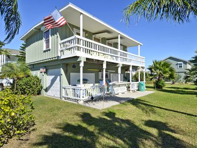 Photo for Lil Clam-Cute dry-lot home in Sea Isle, One block to beach, 3/2 Sleeps 8