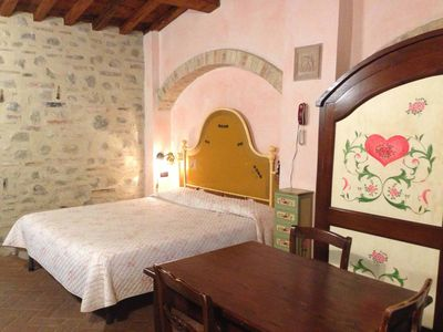 Photo for Apartment Venus (4 people) - Umbria