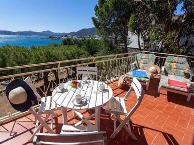 Photo for Apartment Mascarell in Llançà - 6 persons, 3 bedrooms