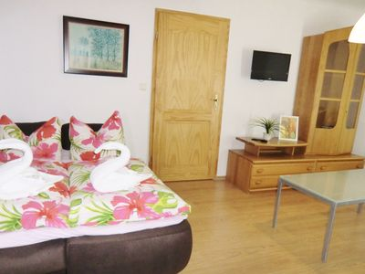 Photo for 1BR Apartment Vacation Rental in Wusterhusen