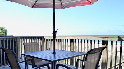 Photo for Beautiful Gulffront 3-Bed Condo Right on the West End of PCB!