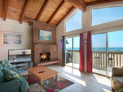 Photo for Amazing location!This upper unit has amazing views & on a great part of the sand