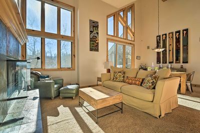 Offering 3 bedrooms and 2.5 bathrooms, this abode is the perfect escape.