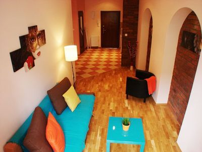 Photo for Apartment Carnival in Krakow - 3 persons, 1 bedrooms