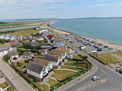 Photo for View of the Sea and Isle of White, Luxury House, private garden, listed April18