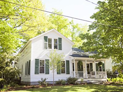Photo for Hilltop Cottage - Newly Renovated in the Heart of Saugatuck -Location, Location!