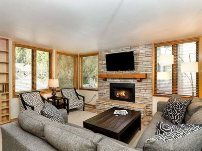 Photo for Great Group or Family Rental! Walk to Snowmass Base Village, Ski School. Outdoor Pool & Hot Tub