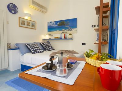 Photo for Studio apartment in Trapani with Internet, Air conditioning, Parking, Terrace (449904)