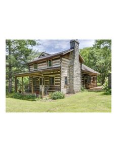 Photo for Charming Log House 15 minutes to Nashville located on 26 acres in Hermitage TN