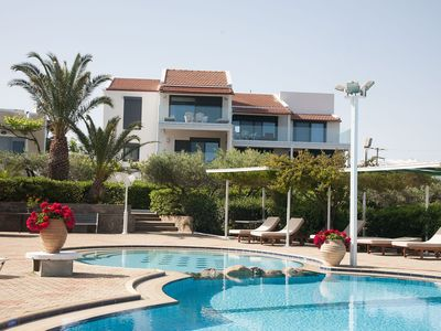 Photo for Artemis Village Chania, Levanta & Thymari Two Bedrooms Suite | Sea View