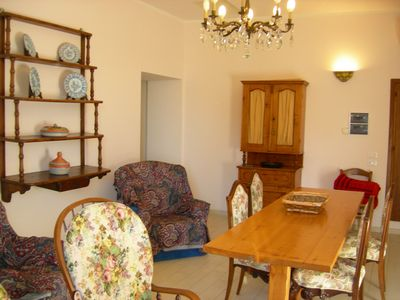 Photo for Libeccio: Old stable apartment 300 meters from the beach