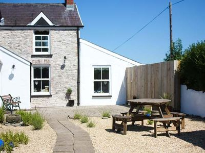 Photo for 1BR Cottage Vacation Rental in Carmarthen