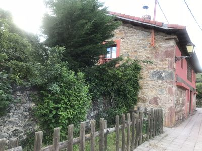 Photo for Light of Babia. Rural house full rent at the foot of Peña Ubiña.