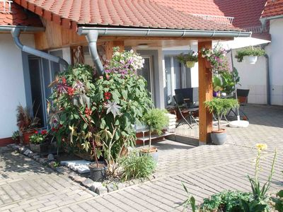 Photo for Small new house on Hainer See is close to ready for your holidays