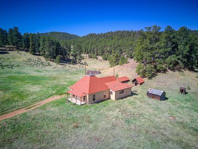 Photo for Charming 1901 Ranch House on 126 Acres