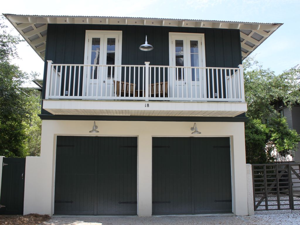 18 St Georges Ln Rosemary Beach Freedom At The Carriage House