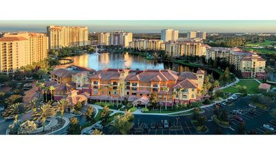 Photo for 2 Bedroom Deluxe,  Wyndham Bonnet Creek, Disney at your doorstep, 2 bath