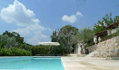 Photo for Quality Villa With Private Pool Near Seillans Sleeps 8