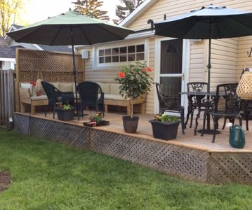 Photo for 2BR Cottage Vacation Rental in Crystal Beach, Fort Erie, ON