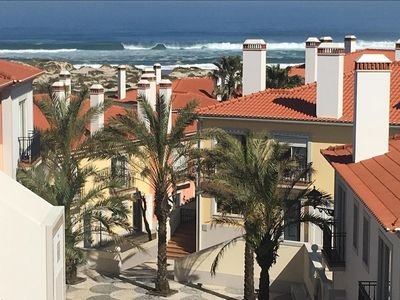 Photo for Large Penthouse in Praia el Rey Golf resort with stunning sea view
