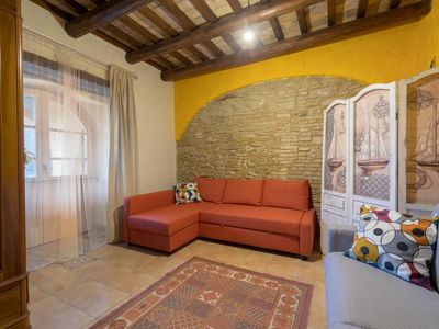 Photo for Holiday apartment Vasto for 6 persons with 2 bedrooms - Historical building