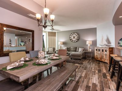 Photo for AQUA 1811 LUXURY CONDO - NEWLY REMODELED!  BEACH CHAIRS! BREATHTAKING VIEWS!
