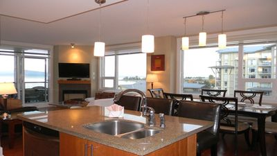 Photo for Luxury Oceanside 3 Bedroom Condo Parksville - Vancouver Island