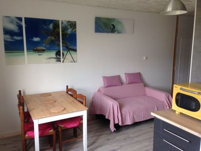 Photo for Quiet independent apartment F3 Capbreton / Hossgor in large house