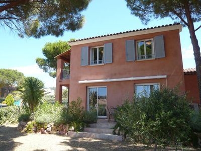 Photo for House in Roquebrune-sur-Argens with Parking, Internet, Washing machine, Air conditioning (624866)