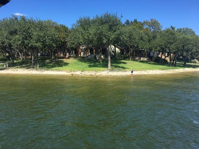 Beautiful Lake Front Getaway!  Lake Brownwood