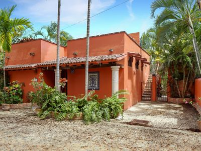 Photo for Casa Cereza - Charming House Just a 4 Minute Walk to Beach & Town