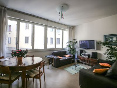 Photo for A modern, charming suite apartment in the heart of the Oltrarno area