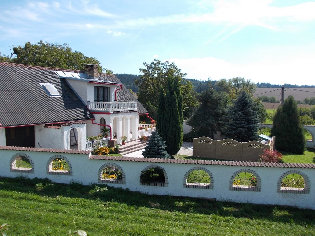 Holiday House With Outdoor Swimming Pool And Garden Ha 2288342 Retova Pardubice Region Bohemia