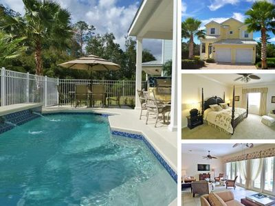 Photo for 4BR House Vacation Rental in Reunion, Kissimmee, Fl