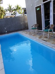 Photo for Villas with private pools and 3 minutes walk to a secluded beach