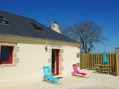 Photo for Longère entirely renovated, luminous, available all the year, unlimited Wifi