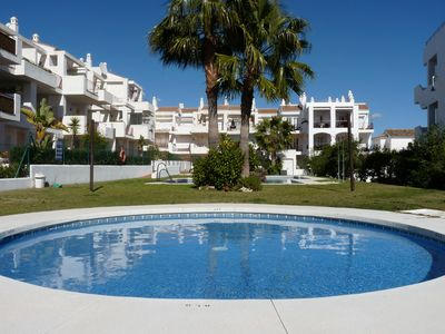 Photo for Ground Floor Apartment In La Duquesa, Costa Del Sol, Spain