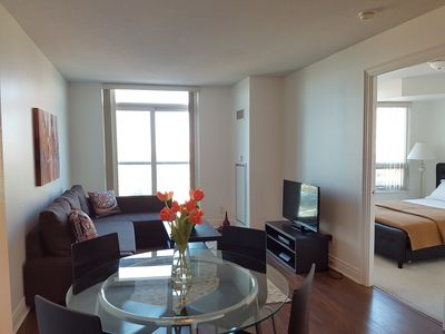 Photo for Fully Furnished Apartment Next To Finch Subway, Free Parking, Pool, Gym And More