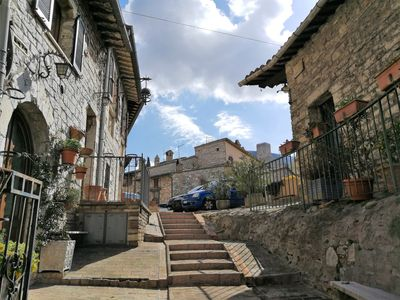 Photo for Apartment in the center of Assisi - Il Maniscalco