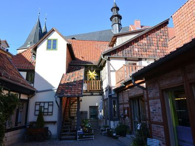 Photo for Attractive Apartment in Quedlinburg with Courtyard