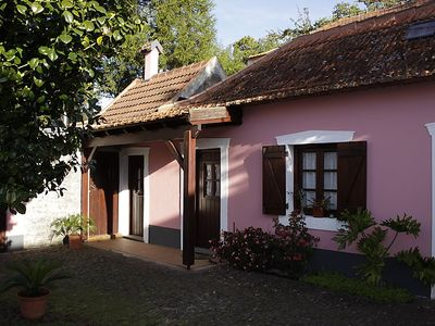 Photo for Vacation home Casa Rosa in Madeira/Camacha - 2 persons, 1 bedrooms