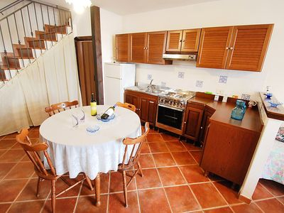 Photo for House in the center of Balestrate with Internet, Air conditioning, Balcony, Washing machine (120483)