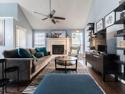 Photo for Cozy, Renovated House for Family Stay in Dallas