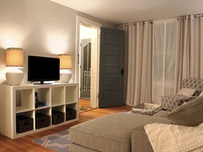 Photo for fremont Renovated 2 Bedroom Apartment in Vintage Triplex-pets ok