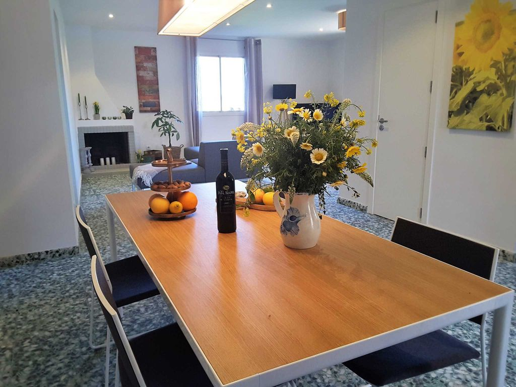 Ses Salines Holiday House Self Catering Home With Barbecue In  # Muebles Ses Salines
