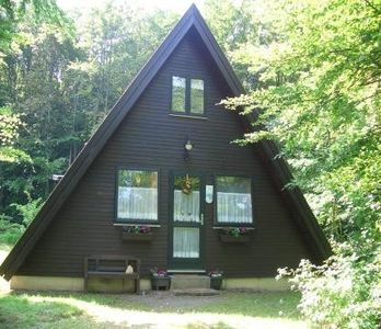 Photo for cozy tented roof house up to 6 persons, internet / wlan
